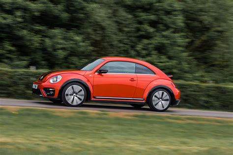 Volkswagen R Line Beetle by Volkswagen Beetle R Line Review In Pictures Evo