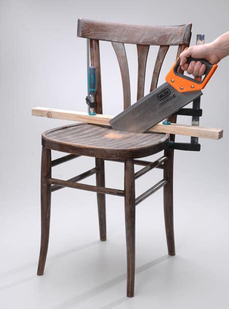 sedie brico sedie inglobate al muro bricoportale fai da te e bricolage