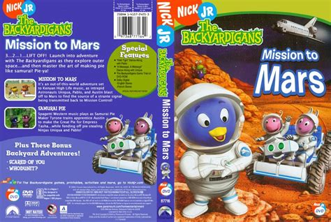 Backyardigans Mission To Mars The Backyardigans Mission To Mars Pics About Space