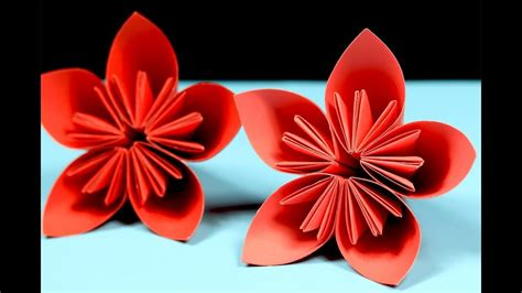 How To Make An Origami Kusudama Flower - origami kusudama flower how to make a kusudama paper