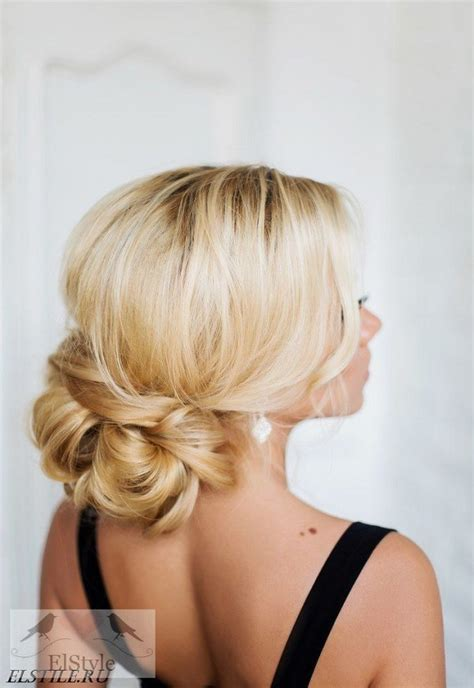 Low Updo Hairstyles by 26 Fabulous Wedding Bridal Hairstyles For Hair Low