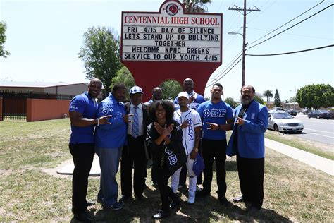 service schools california nphc greeks service to our youth compton centennial hs fi360 news