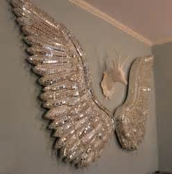 Wall Decor Wings by Sparkly Wings Wall Decor Decor