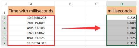 excel 2007 time format milliseconds microsoft excel time format milliseconds excel custom