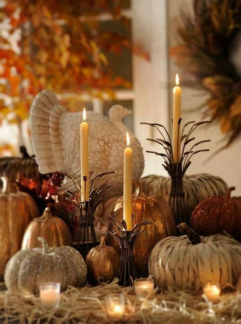 pretty fall decorations 30 pretty candle decoration ideas for thanksgiving