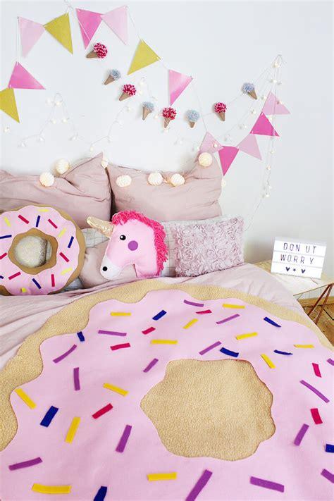 Zimmer Deko Selber Machen by Diy Donut Decke Ohne N 228 Hen Zimmer Deko Selber Machen