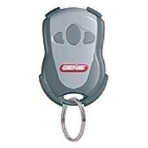 Genie Garage Door Opener Remote Genie Garage Door Opener Gictd 3 Three Button Intellicode