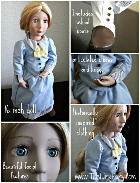 a for all time doll review a for all time amelia doll book and dress review