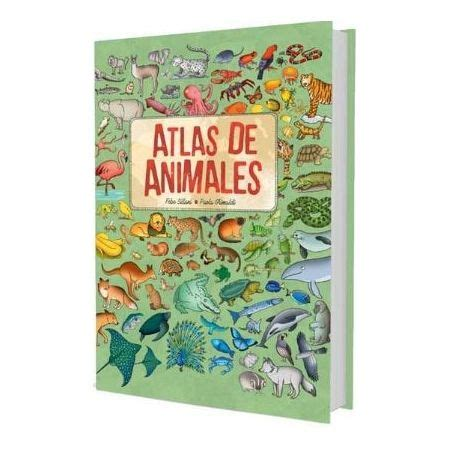 libro atlas de animales del atlas de animales libro editorial lu 9788416279715