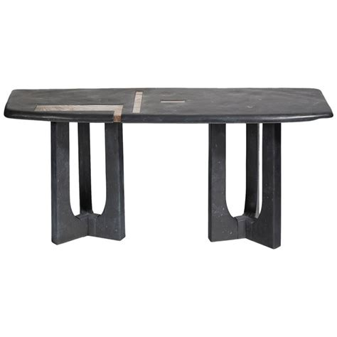 gemini console contemporary quot gemini quot console table by emmanuel jonckers