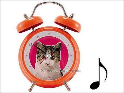 alarm clock animal sound cat china wholesale aca56700
