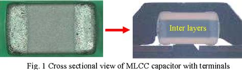 multilayer ceramic capacitor leakage current failure analysis on multilayer ceramic capacitor mlcc with leakage failure caused by silver