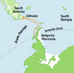 south america and antarctica map master and commander