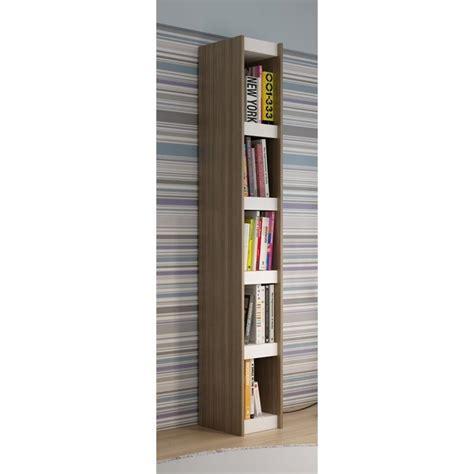 manhattan comfort parana bookcase manhattan comfort parana 1 0 series 5 shelf bookcase in