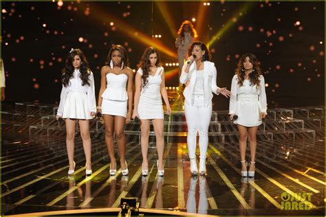 x factor group fifth harmony attempts to make a name for fifth harmony x factor finale performance with demi