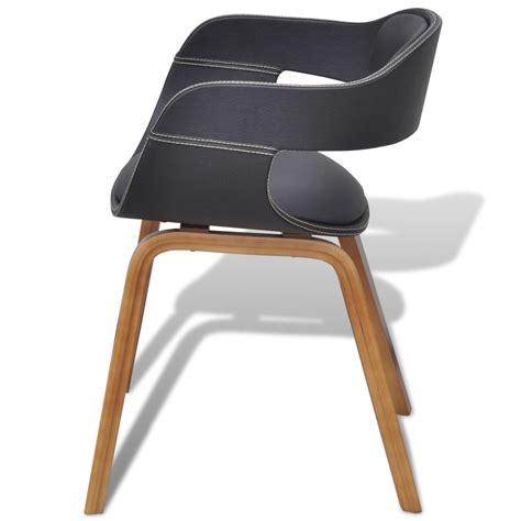 sedie legno curvato articoli per sedia da pranzo in legno curvato e pelle