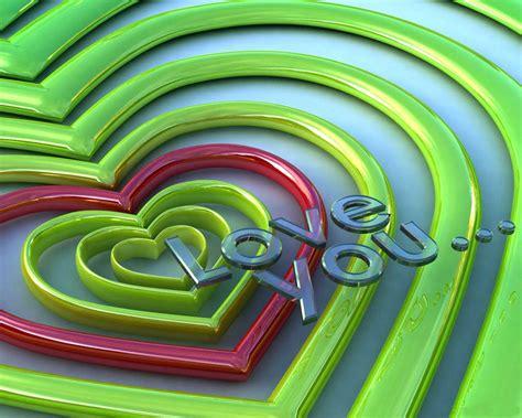 wallpaper 3d love you rising in love love 3d