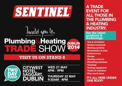Plumbing Trade Show by Plumbing Heating Trade Show Sentinel