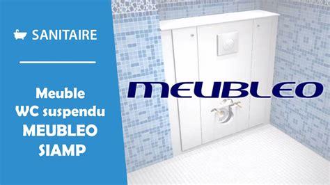 Installer Un Wc Suspendu by Meuble Pour Wc Suspendu Meubleo Si
