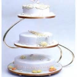 cake tier pme s shape 3 tier gold wedding cake stand pme from cake stuff uk