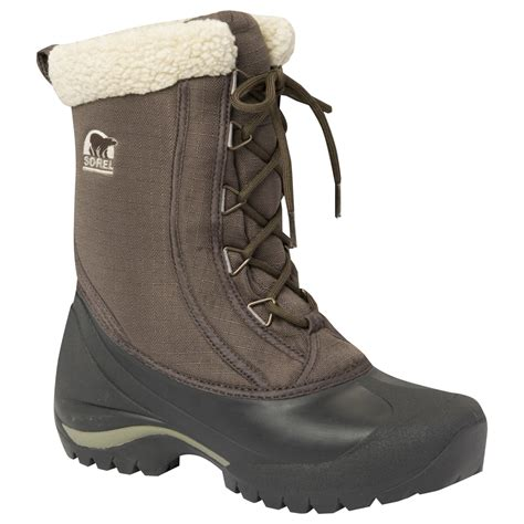 sorel womens cumberland winter boots