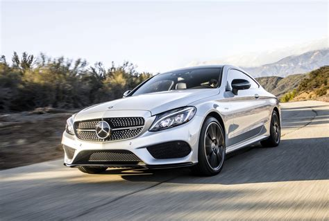 Mercedes C43 Amg by 17 Mercedes C43 Amg Point Shoot Coupe Car