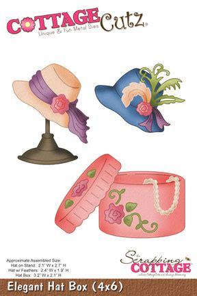 cottage cutz die hat box
