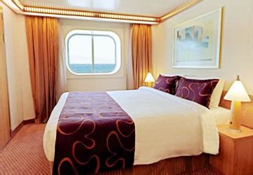 costa favolosa cabine interne ponte alhambra della nave costa favolosa costa crociere