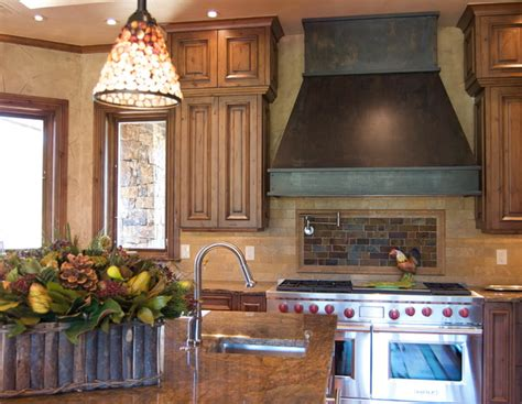 home design story rustic stove range hoods kitchen denver by raw urth designs