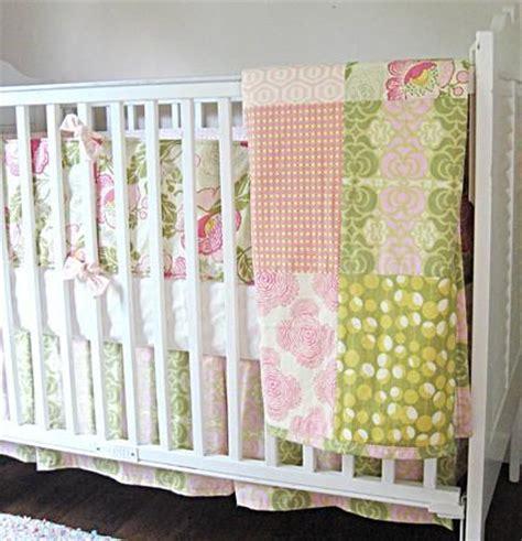 custom crib bedding etsy etsy hushbabyco chain custom 3 crib