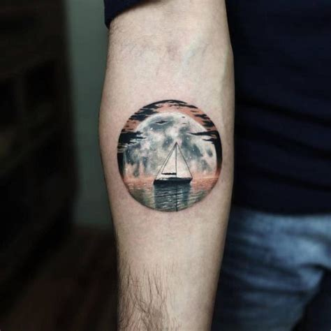 speed boat tattoo best 25 sailboat tattoos ideas on pinterest boat