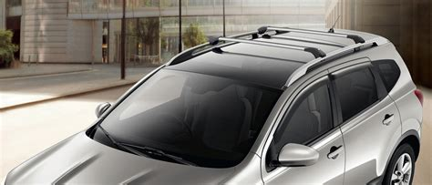 Nissan Dualis Roof Racks by Nissan Genuine Cross Bars Cargo Carrier For Roof Rack