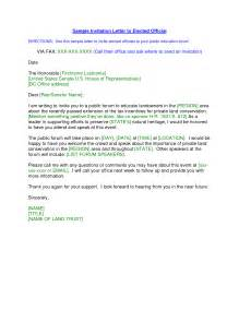 best photos of conference invitation letter sle