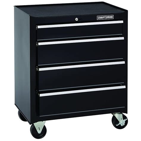craftsman 26 4 drawer tool chest craftsman 112523 26 in 4 drawer standard duty ball