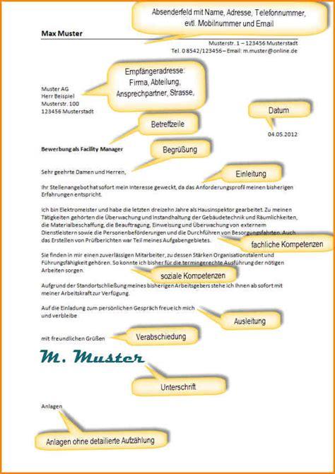 Bewerbung Anschreiben Aufbau Muster 10 Bewerbung Anschreiben Aufbau Questionnaire Templated