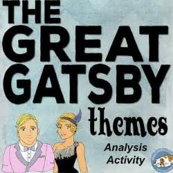 literary themes great gatsby 100 best the great gatsby activities images on pinterest