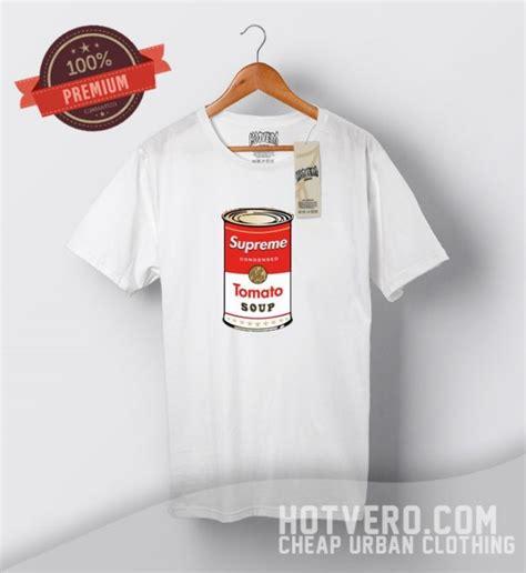 supreme clothes cheap supreme tomato soup t shirt cheap clothing