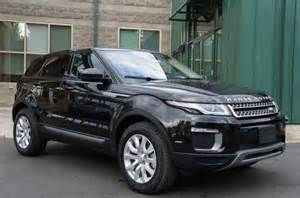 certified pre owned 2016 land rover range rover evoque 5dr