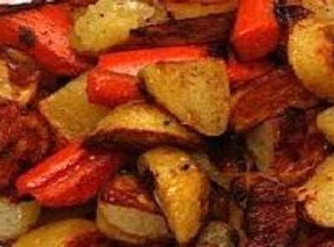 Make It A Lipton Meal Sweepstakes - oven roasted potatoes and carrots recipe just a pinch