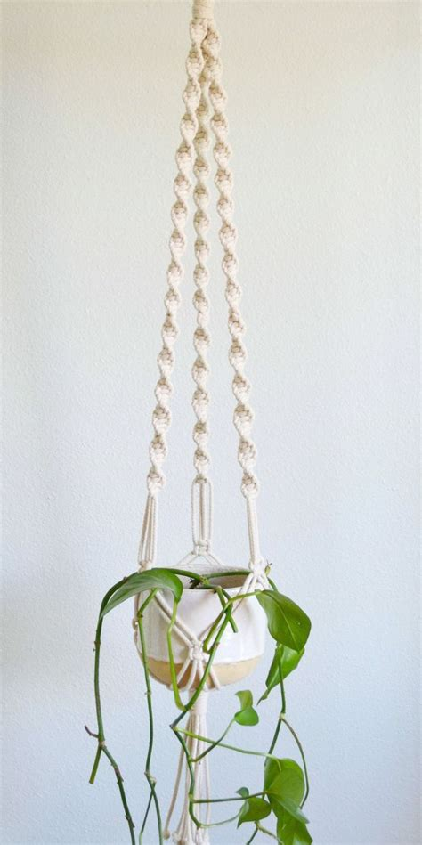 Macrame Plant - 1000 ideas about macrame plant hangers on