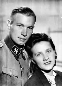 german womens hairstyles ww2 ss officer haircut german haircuts ww2 pinterest
