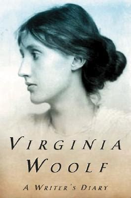 A Writer S Diary Virginia Woolf 9780156027915