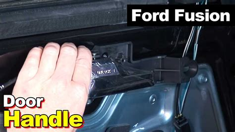 Ford Fusion Interior Door Handle 2006 2012 Ford Fusion Interior Door Handle