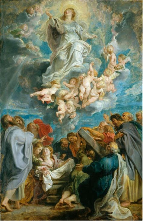 the feast of the philothea on phire the assumption of mary