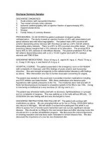 Discharge Cover Letter by Patient Discharge Letter Sle Success Motorcycle Review And Galleries