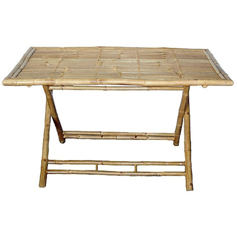 Bamboo Table by Bamboo Tables Bamboo Products Palapa Structures