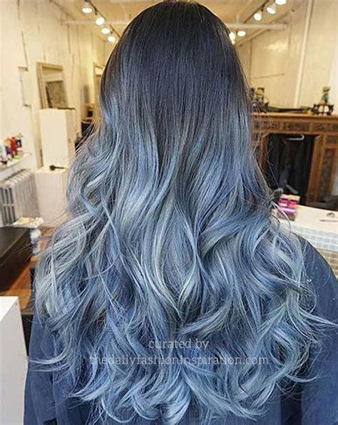 gray ombre hair process best 25 blue grey hair ideas on pinterest
