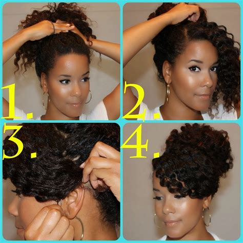 diy hairstyles for african hair natural hair diy 5 back to school inspired styles the