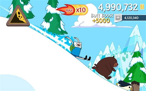 ski safari adventure time apk hora de aventura ski safari v1 5 1 apk original mod huawei y511 apps y anime
