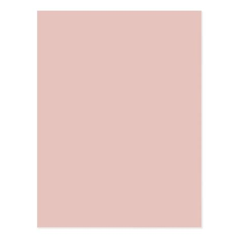 blush colors blush peachy light pink solid color background postcard